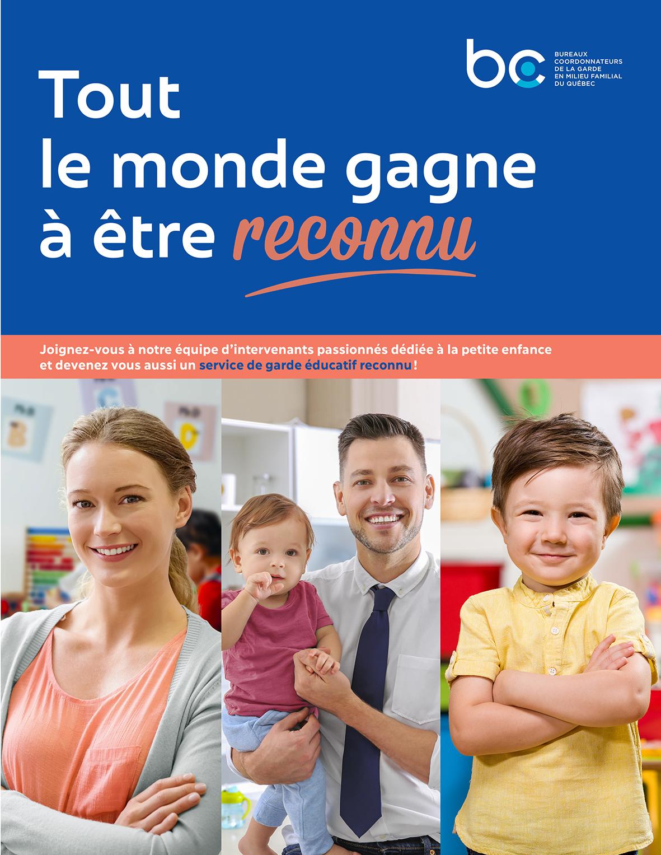 Conseil québécois des services éducatifs à la petite enfance - Deviens  reconnu